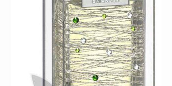 La Prairie Life Threads Emerald parfémová voda s rozprašovačem 50 ml. Květinová vůně pro ženy.