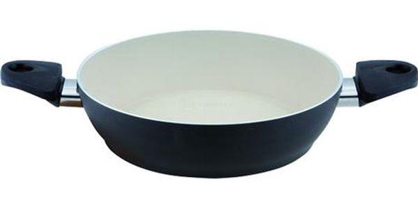 Moderní rendlík Ballarini Salento s nepřilnavým povrchem. Neobsahuje teflon ani jiné těžké kovy.