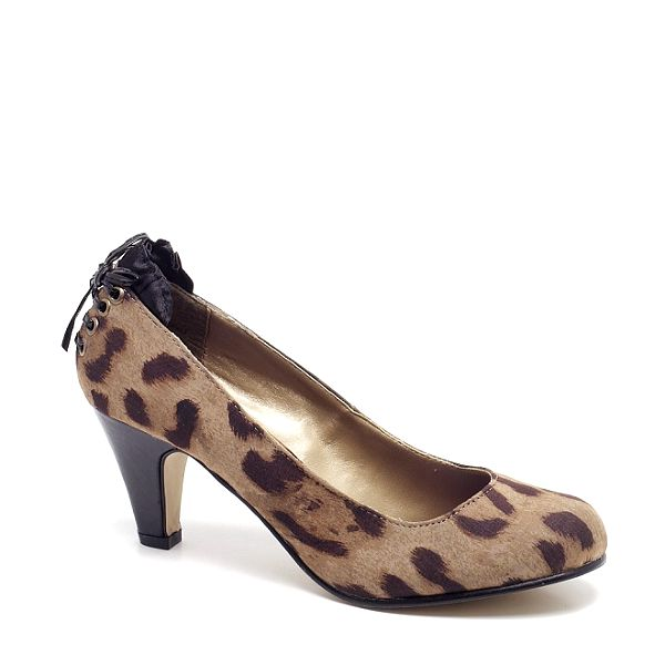 Dámske leopardie lodičky Steve Madden