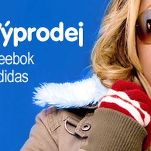 Výprodej oblečení Adidas a Reebok