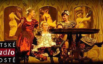 2 představení (derniéry) v mosteckém divadle: Naši furianti, Slaměný klobouk