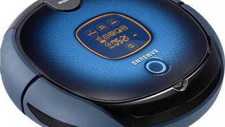 Revoluce v úklidu! Robotický vysavač Samsung Navibot. Vestavěná kamera pro orientaci 2 procesory. HEPA filtr 11.