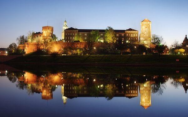 Královské mesto Krakov na 3 dni pre DVOCH v Hoteli Daisy Superior. Krytý bazén, raňajky, fitness, sauna a ďalšie. Spoznajte najkrajšie poľské mesto a jeho okolie (soľné bane, Osvienčim)!