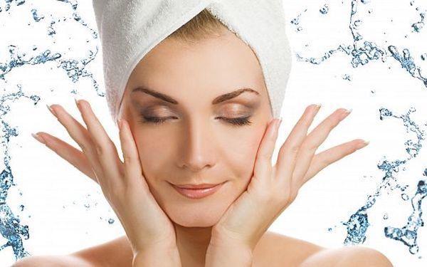 HYDRATAČNÍ OŠETŘENÍ PLETI. Velmi účinné ošetření pleti luxusní španělskou kosmetikou Vás udělá krásnější!