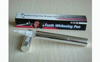 Dopřejte si stejně kvalitní bělení zubů jako u zubaře za zlomek ceny. Nyní za neuvěřitelných 249 Kč včetně dopravy!