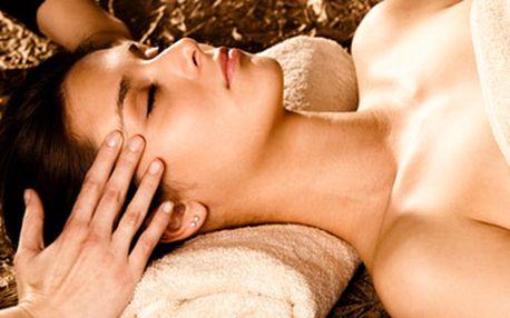 30 minutová Indická antistresová masáž hlavy za neuvěřitelných 199 Kč!