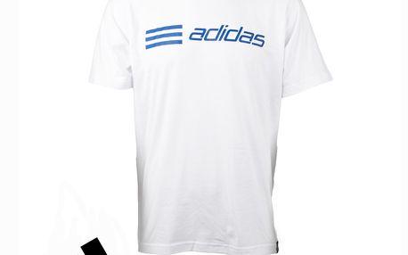 Pánské triko Adidas Basic Stripe