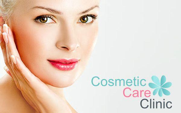 Kompletní kosmetické ošetření – sleva 84%