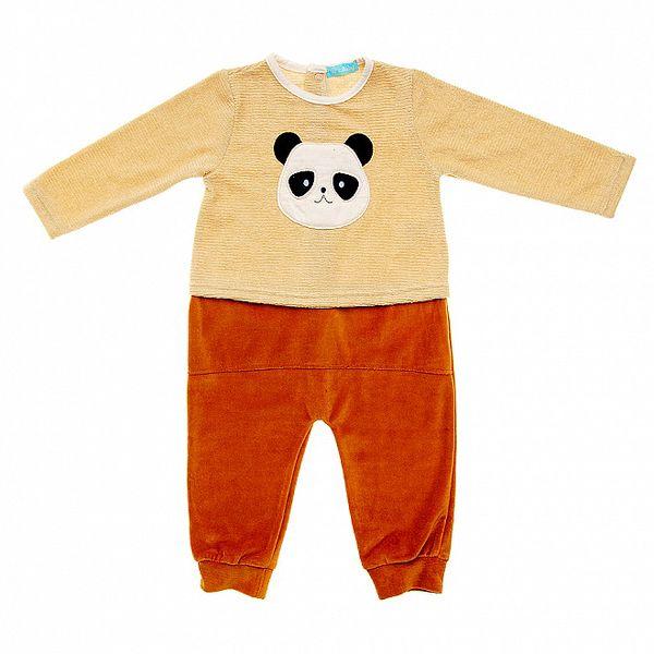 Dětské dupačky Lullaby s pandou