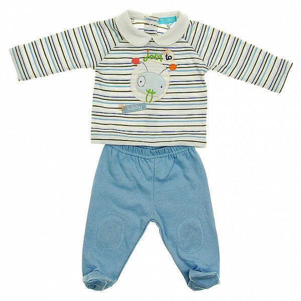 Dětská soupravička Lullaby - tričko a polodupačky