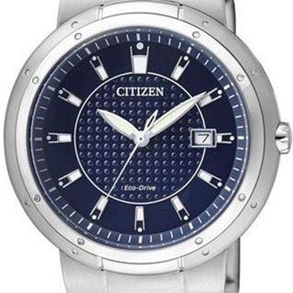 Precizní pánské hodinky Citizen Sport Eco-Drive BM7060 51L s pohonem Eco-Drive.