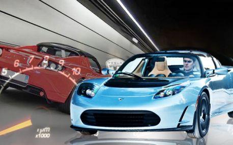 Zažite, alebo darujte jazdu v najrýchlejšiom ELEKTROMOBILE sveta - rýchlejší štart ako Ferrari, Porsche i Lamborghini! Jazda snov len za 40 €! Ku každým 2 ks zakúpených voucherov získate 1 lístok na Európsky veľtrh/Autosalón ZDARMA!