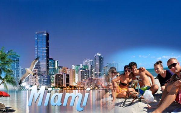 MĚSÍČNÍ KURZ ANGLIČTINY V MIAMI BEACH za 66.490 Kč! 15 hodin výuky týdně, ubytování v hotelu na Miami Beach, zpáteční letenka, transfery z a na letiště, veškeré letištní poplatky!!!
