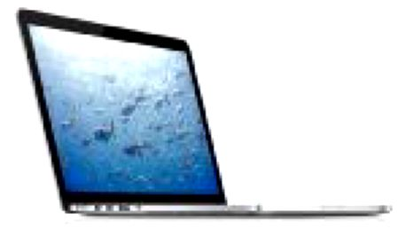 Apple MacBook Pro RETINA 13 (MD213CZ/A). 2.5GHz dual-core Intel® Core
