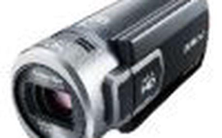 Digitální kamera Samsung HMX-QF20. Full HD 1080p, Wi-Fi pro okamžité sdílení s přáteli.
