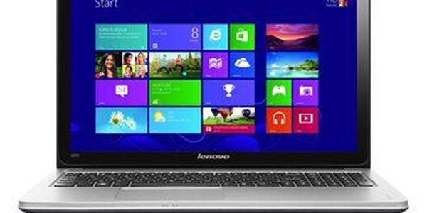 """Vzhledově atraktivní notebook Lenovo IdeaPad. 15.6"""", i3-2365M, 4GB, SSD 24GB+500GB"""