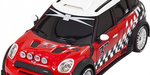Autíčko Mini cooper WRC R60 na dálkové ovládání. Oblíbený model! Novinka!