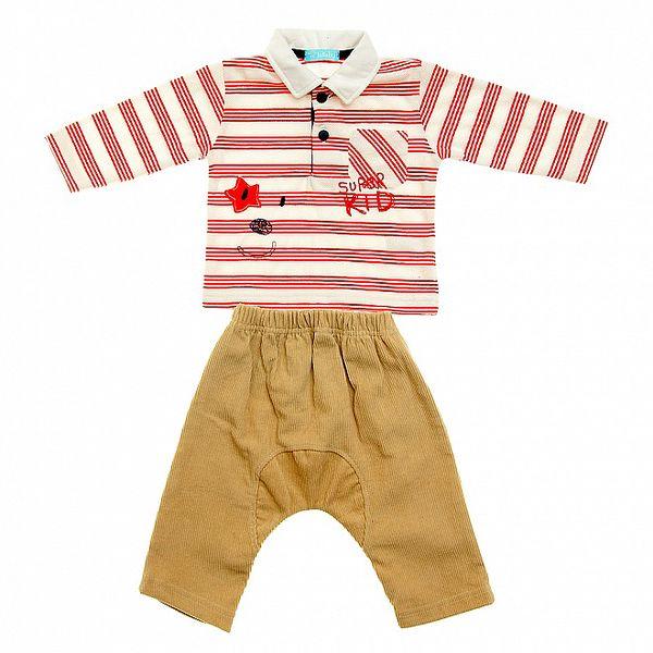 Detská súprava Lullaby - tričko a nohavice