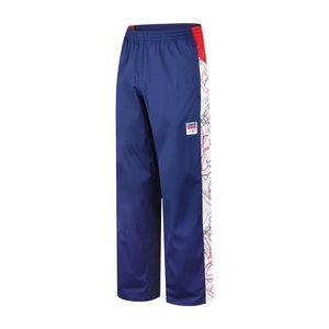Pánské kalhoty Alpine Pro tmavě modré