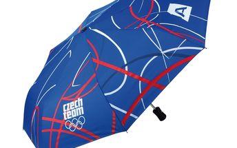 Deštník Alpine Pro modrý