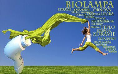 Biolampa Energy lamp D-514 - vyskúšajte zdravotné účinky liečby svetlom a aktivujte samoliečebný potenciál vášho organizmu! Zbavte sa zdravotných ťažkostí a cíťte sa opäť vitálne!