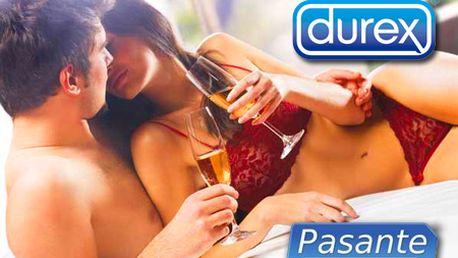 4 neporaziteľne bezpečné Durex balíčky nabité skutočnými zážitkami! Vyberte si ten svoj - Ultra jemný, Extra spoľahlivý, Delikátny alebo Gigantický!