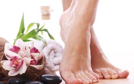 Hodinová profesionální suchá nebo wellness pedikúra pro náročné. Věnujte svým nohám pravidelnou péči.