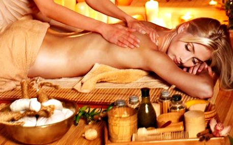90 minutová tradiční lázeňská procedura pro úlevu od bolesti zad, pomocí suchého tepla a kombinace masáží.