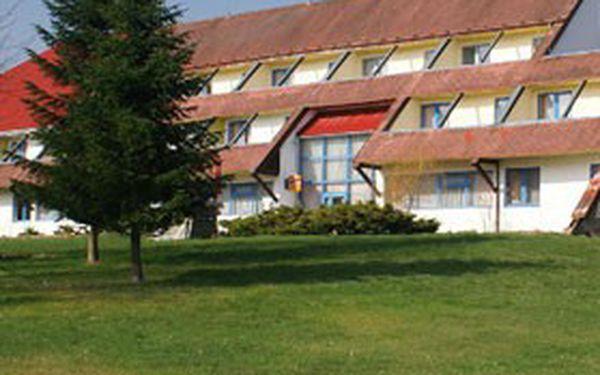 SPORT i RELAX na Vysočině! BEZVADNÁ dovolená na 3 nebo 5 dní s bohatou polopenzí v turistickém hotelu HARMONIE ve Švábově!