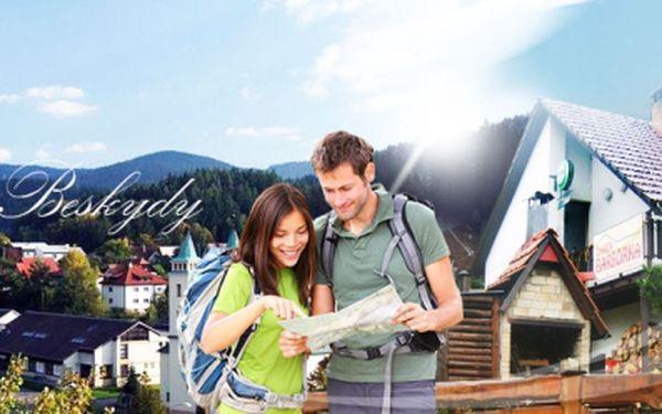 4 denní POBYT PRO DVĚ OSOBY včetně POLOPENZE za neodolatelných 1 990 Kč! Užijte si dovolenou v krásném prostředí Moravskoslezských Beskyd!
