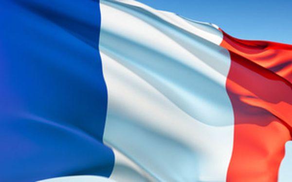 Kurz francouzštiny pro mírně pokročilé III - A2