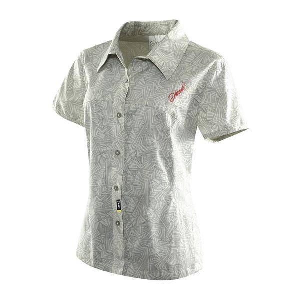 Dámská košile Hannah Laura bílá s potiskem