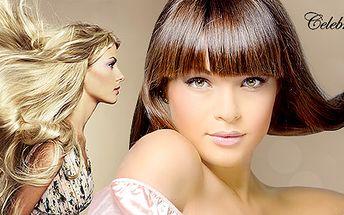 Predĺženie alebo zahustenie vlasov