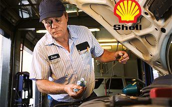 Výmena oleja a olejového filtra a 4 litre oleja Shell len za 54,50 €! +Bonus: kontrola technického stavu vozidla! Nechajte výmenu oleja na profesionálov!