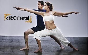 8-týždňový kurz Ashtanga Vinyasa alebo Jengar jogy v štúdiu dezOriental ZA POLOVICU! Vaše telo tak nájde pokoj, silu a harmóniu!