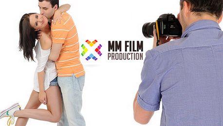 Profesionálne fotografovanie Vás alebo aj s partnerom za 41 € po 73% zľave.