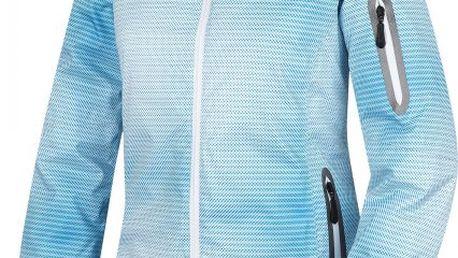 Kvalitní dámská zimní bunda Alpine Pro Glishorn. Vynikající udržení tepla a odvětrávání
