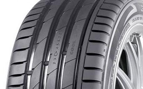 Letní vysokovýkonné pneumatiky Nokian Z G2 255/35 R20 97 Y XL