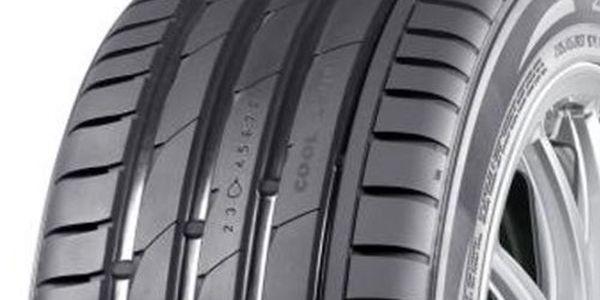 """Letní pneumatiky Nokian s """"nano"""" technologií Z G2 235/40 R17 90 Y"""