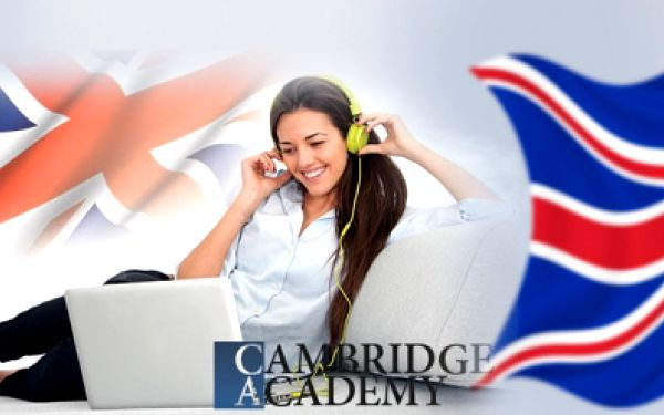 Absolvujte ONLINE JAZYKOVÝ KURZ ANGLIČTINY V CAMBRIDGE ACADEMY již od 590 Kč! Nemusíte nikam cestovat, šetřete čas a studujte přímo z Vašeho domova! V nabídce jsou kurzy v délce 6, 12, 18 a 36 měsíců! Sleva až 97%!