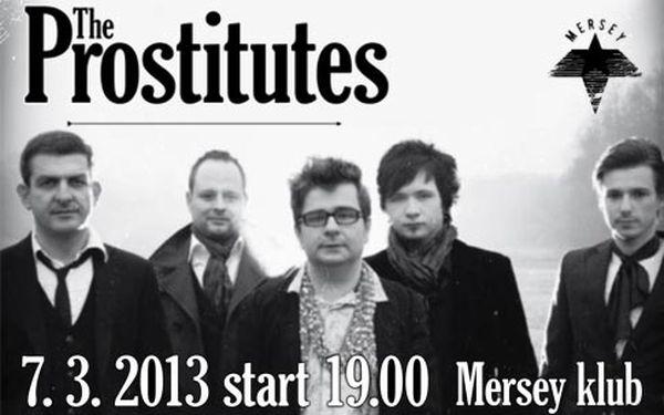 Koncert The Prostitutes v klubu Mersey