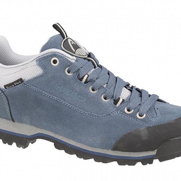Pánska svetlo modrá nízka trekingová obuv Head