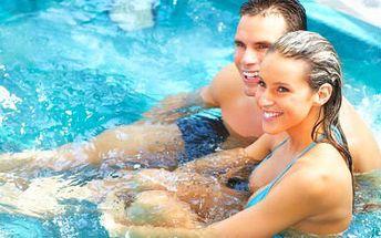 Privátní vířivka a sauna PRO 2 OSOBY!
