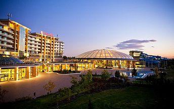 3 dni v Budapešti za 93, 92 €! Luxusný Ramada Resort**** s wellness!
