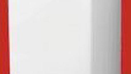 Pračka s horním plněním INDESIT WITE 107. Nízká hlučnost, ochrana proti přetečení.