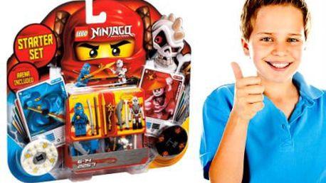 47dílná stavebnice Lego Ninja s 57% slevou!