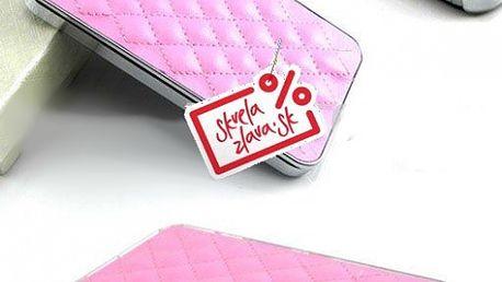 Luxusný zadný kryt pre váš iPhone 4/4S, ktorý poskytne spoľahlivú ochranu proti škrabancom za skvelú cenu 8,20 € aj s poštovným.
