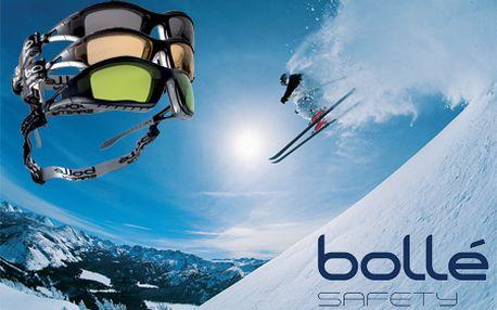 Okuliare Bollé safety to je maximálna ochrana zraku už 125 rokov! Len teraz s 40% zľavou! Využitie na všetky zimné športy - bežkovanie, lyžovanie či cyklistiku. Poštovné ZDARMA!