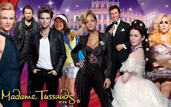 Jednodňový poznávací výlet do Viedne s návštevou múzea Madame Tussaud, kde uvidíte niektoré z najznámejších tvárí z celého sveta len za 15,50 €. Filmové hviezdy, speváci, kapely, politici a historické osobnosti na dosah ruky so 42% zľavou.