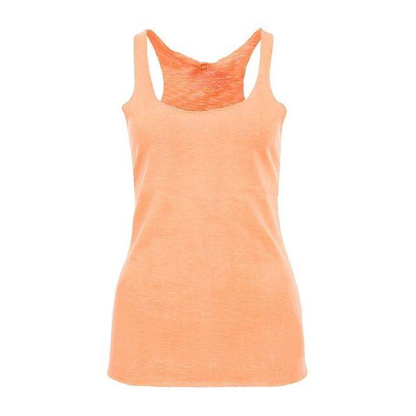 Dámský top Fresh Made oranžový